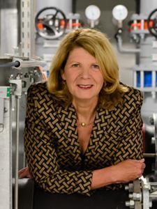 Monika Grass, Datacenter-Expertin und Organisatorin der 360°dcLounge