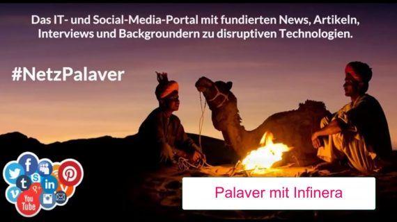 Palaver mit Infinera