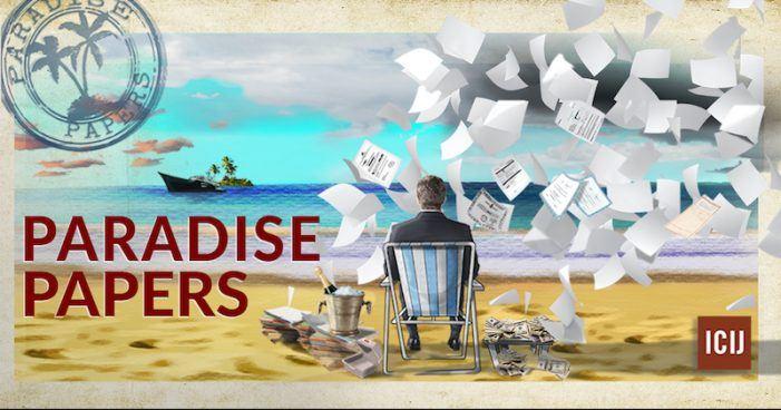 Die Technologie hinter den Paradise-Papers
