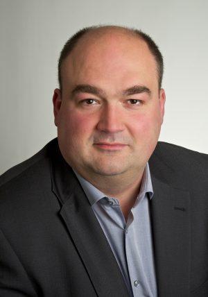 Sergej Schlotthauer, CEO von Egosecure