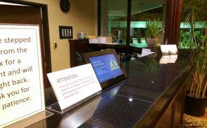 Digital-Signage steigert die Hotel-Experience