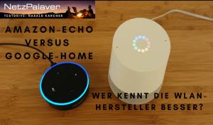 Amazon-Echo vs. Google-Home v2