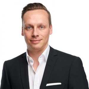 Fabian Henzler, Director Product Marketing bei Matrix42