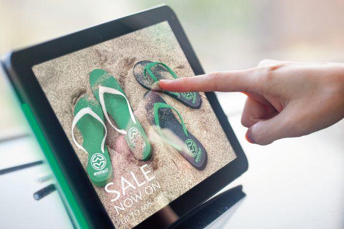 Mehr Abverkauf mit Digital-Signage