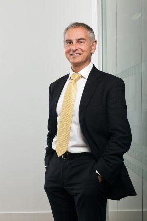 Nick Watson, Vice President EMEA bei Ruckus