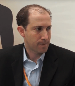 Shlomo Weiss, Senior Vice President, Software Monetization bei Gemalto