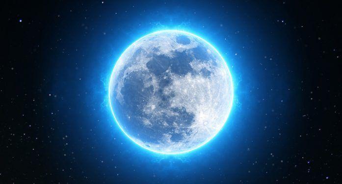 LTE auf dem Mond
