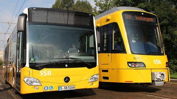 Mobilitätsangebot für den Stuttgarter Nahverkehr