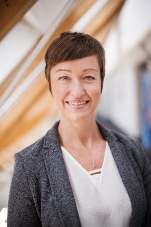 Astrid Pocklington, Marketing Director, Enghouse Interactive