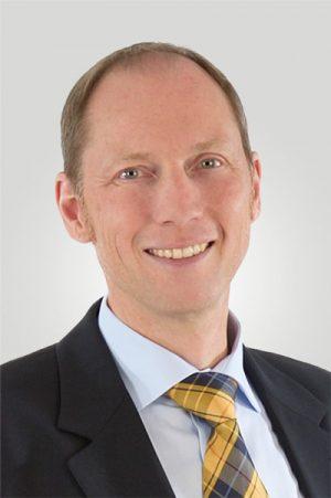 Christian Twardawa, CEO der Paessler AG