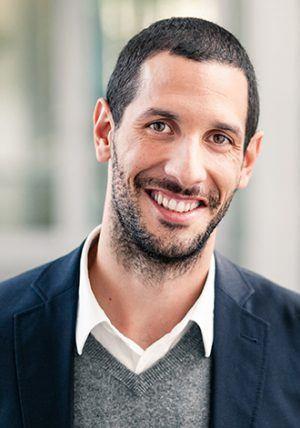 Dariush Ansari, Geschäftsführer von Network Box Deutschland