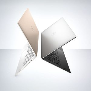 Dell XPS 13 (Model 9370) touch notebook computer, codename Italia.