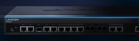 Hochverfügbarkeits-Router mit SD-WAN und Cloud-Management