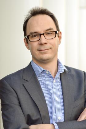 Mark Lewis, EVP Products & Development bei Interoute