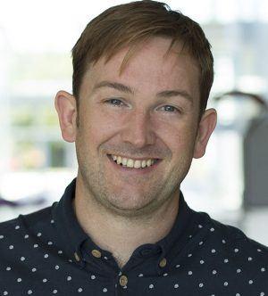 Michael Breeze, Marketing Director EMEA
