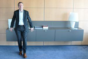 Frederik Mennes, Senior Manager Market & Security Strategy bei Vasc