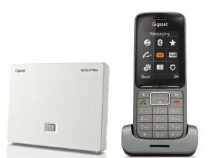 Gigaset bietet Kunden Komplettlösung aus Telefon und NFON an