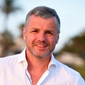 Christian Förg, VP Sales Industries EUNO von ALE Deutschland