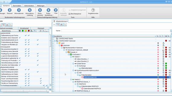 Contechnet veröffentlicht DSGVO-konforme Datenschutz-Software