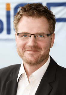Dr. Gunnar Schomaker, Manager und Senior Researcher am SICP