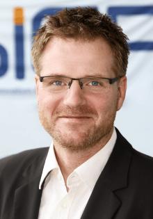 Dr. Gunnar Schomaker, Manager und Senior Researcher am SICP