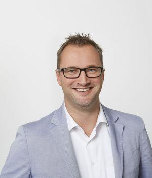 Jörn Steege, Exective Cloud Architect bei Axians IT Solutions