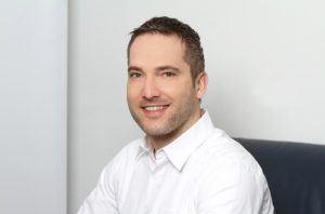 Kai Horlebein, Teamleiter Infrastruktur bei G+H Systems