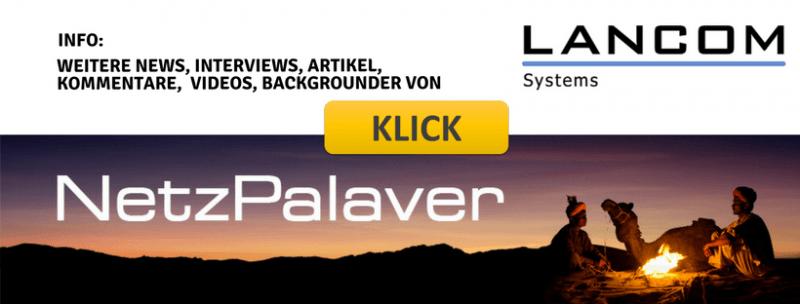 Lancom-Netzpalaver-Verweis