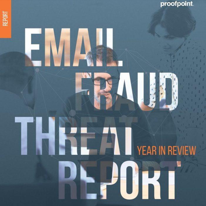 Weiterer Anstieg von E-Mail-Betrügereien