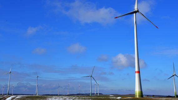 Datacenter in der Windkraftanlage