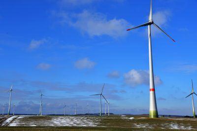 Westfalenwind-Windkraftanlage