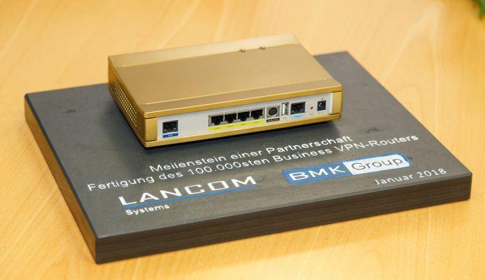100.000 Business-VPN-Router für Lancom