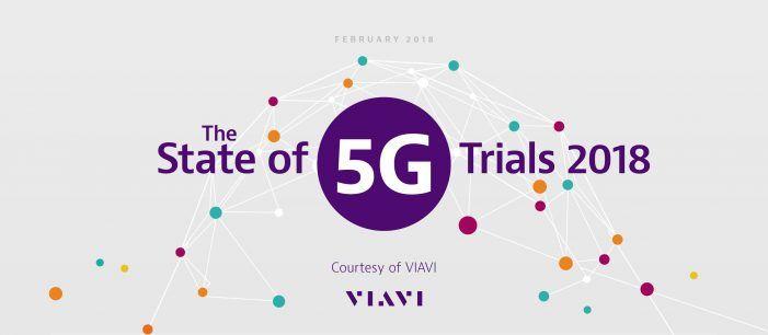 Report über den aktuellen Status von 5G