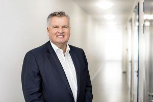 Ad van der Meijs, Vorsitzender der Geschäftsführung von Datacenter One