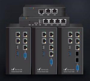 Barracuda-Industrie-Firewall
