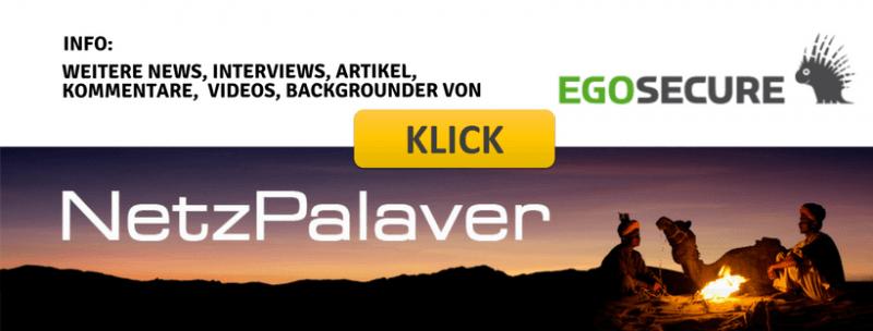 Egosecure-Netzpalaver-Verweis