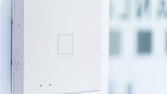 Lancoms reichweitenstarker Access-Point jetzt auch für kleinere Projekte