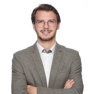 Simon Pangerl, Senior Account Manager der Paessler AG