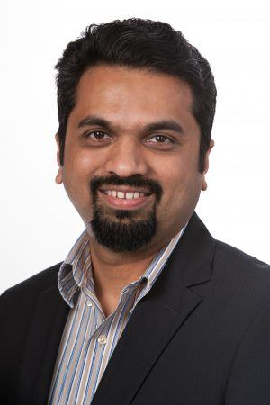 Sumedh Thakar, Chief Product Officer von Qualys