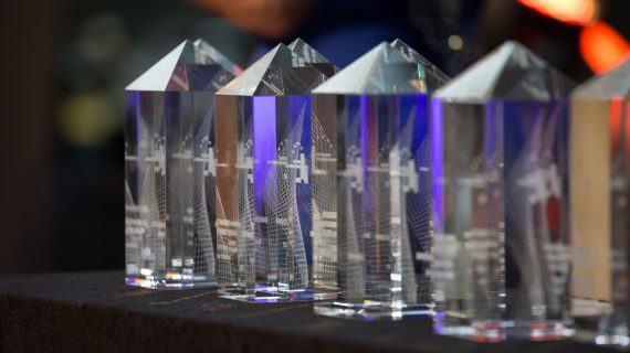 Die Gewinner des  achten Deutschen Rechenzentrumspreises