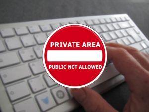 Umfassender Schutz für private Daten