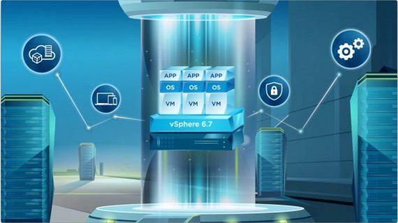 Vmware optimiert Hybrid-Cloud