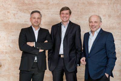 Marc Schieder, Alexander Zeyss, Arved Graf von Stackelberg