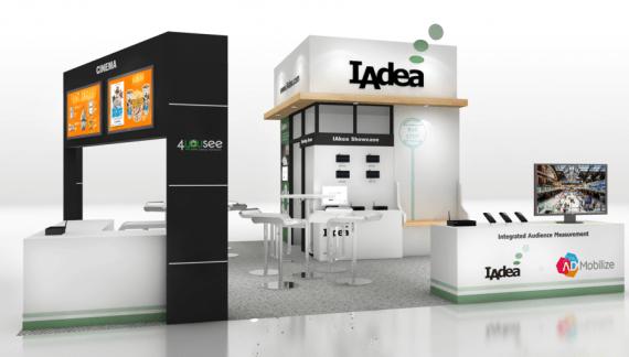 IAdea auf der DSS Europe und InfoComm