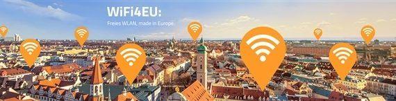 Lancom schnürt WiFi4EU-Sonderkonditionen für Kommunen