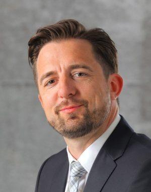 Matthias Canisius, Regional Sales Director DACH, Sentinelone