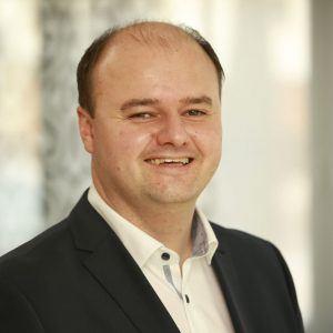 Markus Senbert, Channel Manager bei Sysob