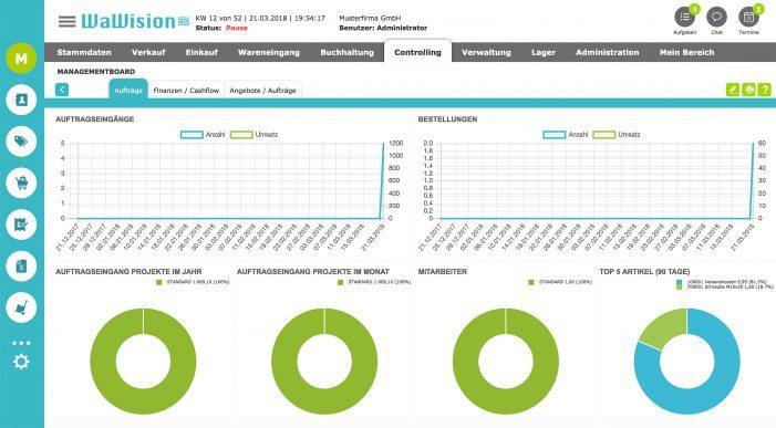 Open-Source-ERP  für Online-Händler