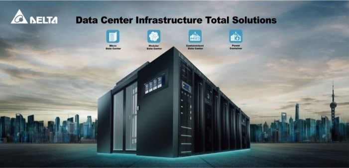 Infrastrukturlösungen für Edge- und Cloud-Rechenzentren