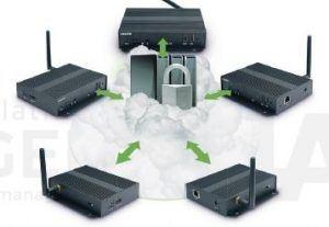 Die Media-Player von IAdea Deutschland sind die Basis eines robusten Digital-Signage-Netzwerks.